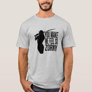 """You Make Me Feel So Zorny"" - HEMA T-Shirt (Light)"