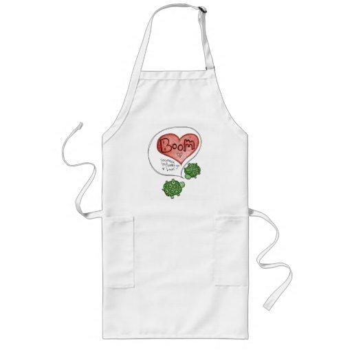 you make my heart long apron