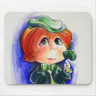 You Make My Irish Eyes Smile!!  Mousepad