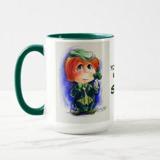 You Make My Irish Eyes Smile Mug