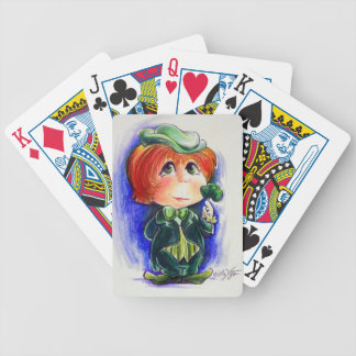 You Make My Irish Eyes Smile Playing Cards