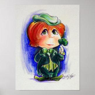 You Make My Irish Eyes Smile!!  Poster
