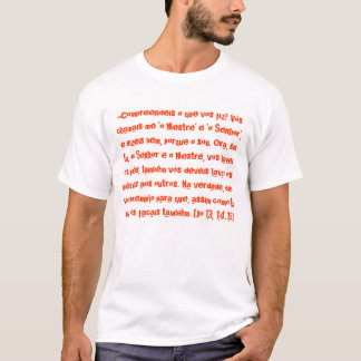 You make this in memory of me T-Shirt