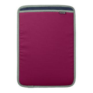 YOU MAROON! (solid color) ~ MacBook Sleeve