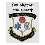 You Matter You Count Poster