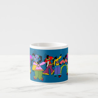 You May As Well Dance! Espresso Cup