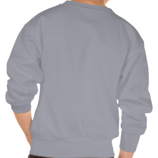 """""""You may never know what results..."""" Gandhi quote Pullover Sweatshirts"""