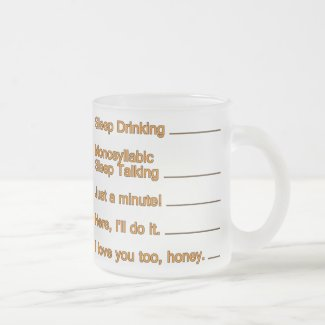 You may not talk to me yet coffee mug w fun quotes