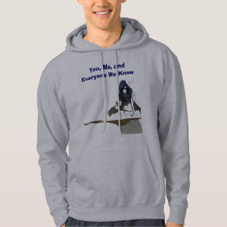 You me and everyone you know hoodie