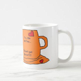 You , Me and Tea MUG