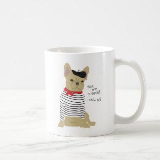 You, me, cheese? classic white coffee mug