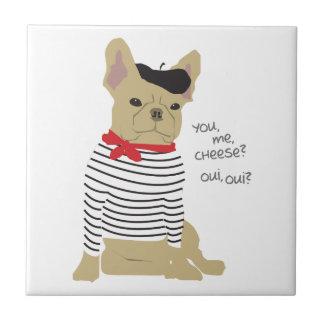 You, me, cheese? tile
