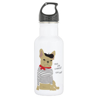 You, me, cheese? water bottle
