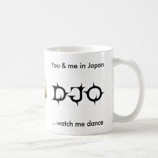 You & me in Japan DJO mug