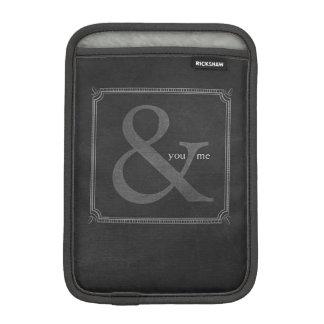 you & me iPad mini sleeve