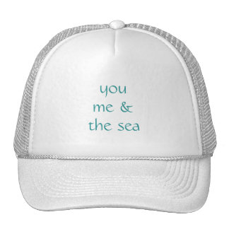 You Me & The Sea Trucker Hat