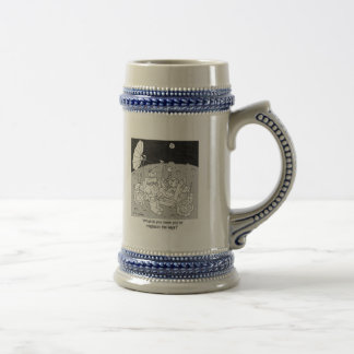 You Misplaced the Keys? Beer Stein