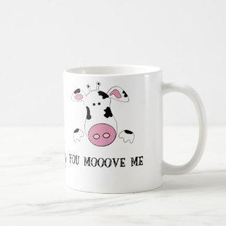 You Mooove Me Coffee Mug