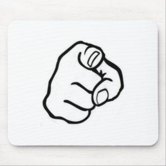 YOU! Mousepad