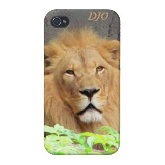 You Must Be Lion iPhone 4 Case
