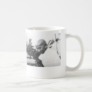 """""""You must be the change you wish to see in the wor Coffee Mug"""