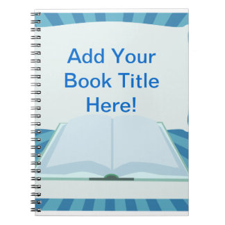 You Must Promote Your Book! Spiral Notebook