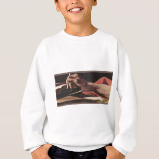 You must stay drunk on writing so reality cannot d sweatshirt