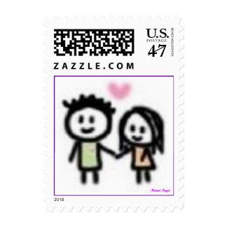 You 'n Me Together Postage
