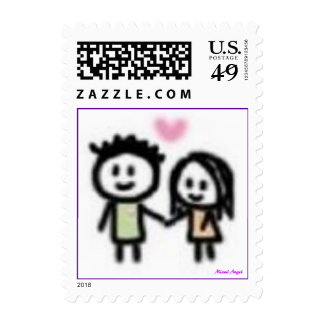 You 'n Me Together Stamps