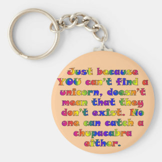 You need to work on your unicorn hunting skills basic round button keychain