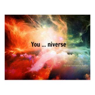 You-niverse Postcard