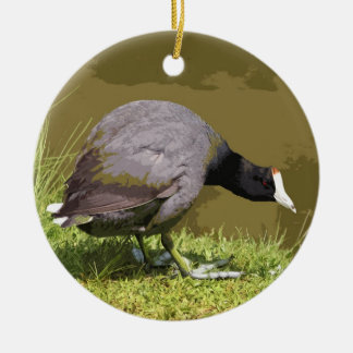 You Old Coot Ceramic Ornament