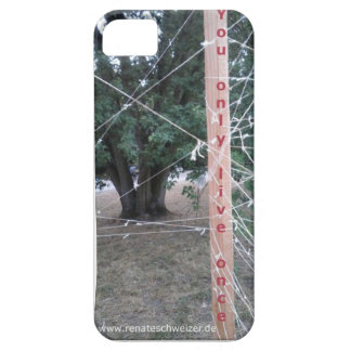 you only live once iPhone SE/5/5s case