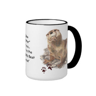 You Otter Know You're the World's Best Boss Mugs