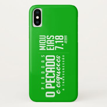 You pardon the Sin and You forget the iPhone X Case