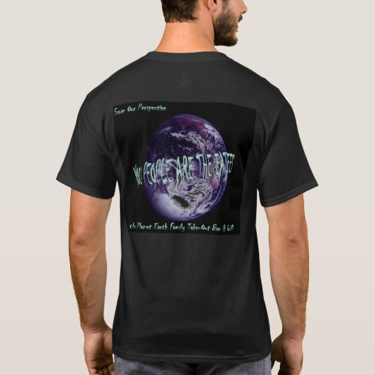 YOU PEOPLE Are The Eatees T-Shirt