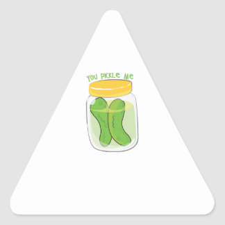 You Pickle Me Stickers