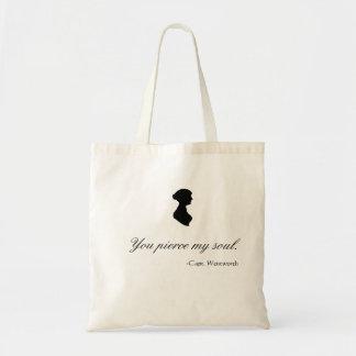 You Pierce My Soul Tote Bag