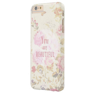 you plows batiful barely there iPhone 6 plus case