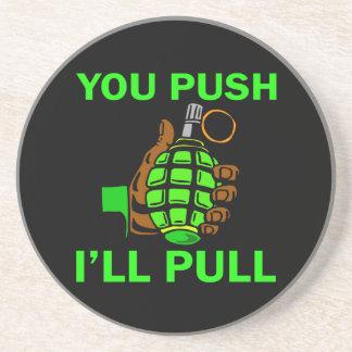 You Push Ill Pull Coaster