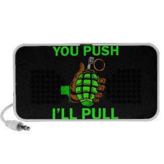 You Push Ill Pull Speaker System