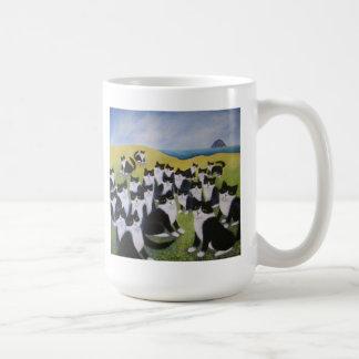 You put a spell on me classic white coffee mug