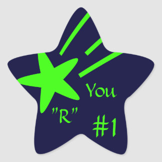 You R #1 Stickers