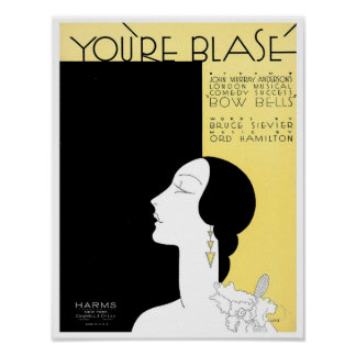 You re Blase Vintage Songbook Cover Posters