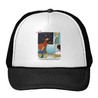 You re Fired Products Mesh Hats