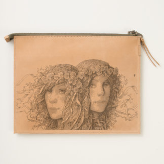 YOU`RE MY SOUL MATE! TRAVEL POUCH
