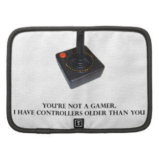 You re not a gamer planners