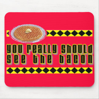 You Really Should See the Bacon Mouse Mats