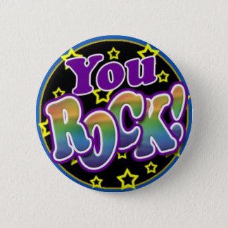 You Rock! Button