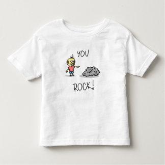 You Rock! Cartoon. Toddler T-shirt